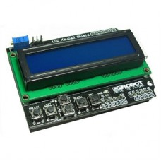 16 x 2 LCD Display & Keypad