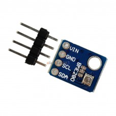 BME280 Temperature Humidity Barometric Pressure Digital Sensor Module