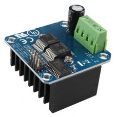 Double BTS7960B DC 43A Stepper Motor Driver H Bridge