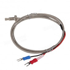 K-Type Thermocouple Sensor Probe, 1m cable
