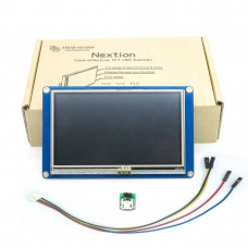 "Nextion NX4832T035 3.5"" Colour LCD Touch Display"