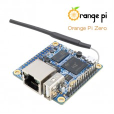 Orange Pi Zero H2 256MB WiFi SBC