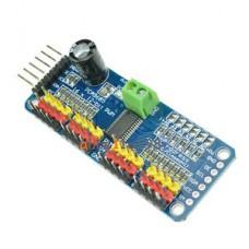 PCA9685 16 Channel 12-bit PWM I2C Module