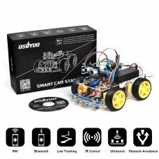 Arduino Robot Car Kit  4WD Open Source