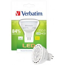 Verbatim 52609 GU5.3 5.5W 350lm LED Light Bulb