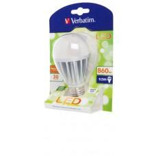 Verbatim 52132 E27 9.5W Classic A LED Light Bulb