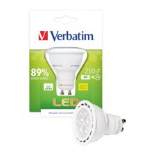 Verbatim 52607 GU10 4W LED Light Bulb